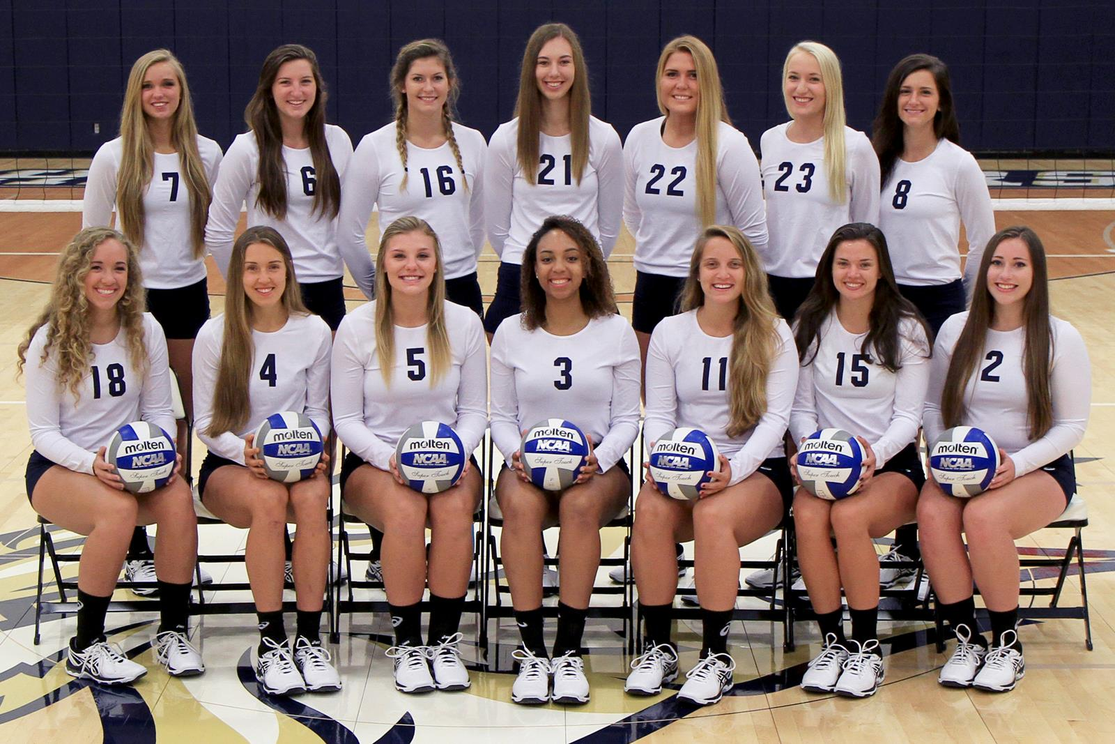 Volleyball Set To Open Season At Kathleen Brasfield Asu Invitational St Edward S University Athletics